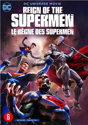 Reign of the Supermen - Le régne des Supermen (2019)