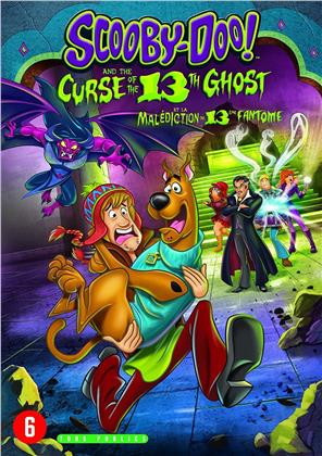 Scooby-Doo! and the Curse of the 13th Ghost - Scooby-Doo! et la malédiction du 13ème fantôme (2019)
