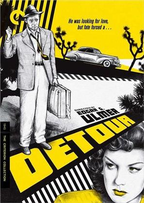 Detour (1945) (n/b, Criterion Collection)