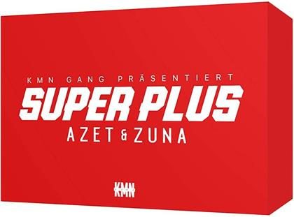 Azet & Zuna - Super Plus (Ghettoletten-Box 39/40) (Limited Boxset)