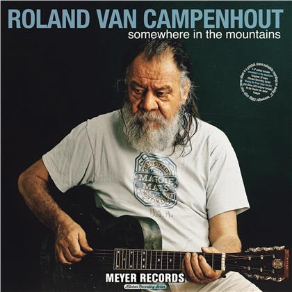 Roland Van Campenhout - Somewhere In The Mountains (Book Edition, 2 LPs + DVD)