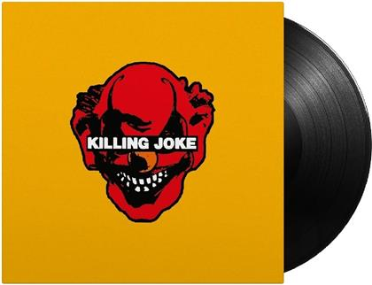 Killing Joke - --- (Music On Vinyl, 2019 Reissue, Yellow & Orange Mixed Vinyl, 2 LPs)