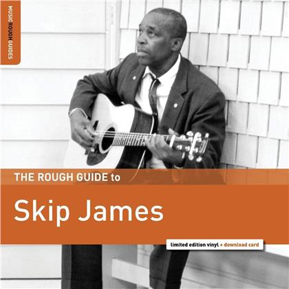 Skip James - Rough Guide To Skip James (LP)