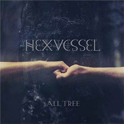 Hexvessel - All Tree (Bonustrack, Limited Edition, Black/Clear Vinyl, LP)