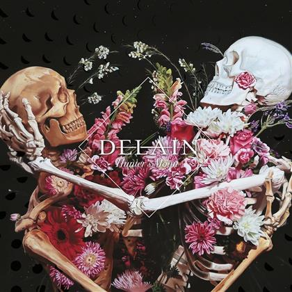 Delain - Hunter's Moon (Digipack, CD + Blu-ray)