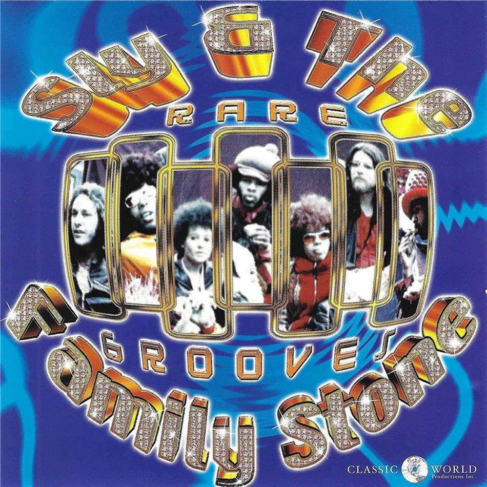 Sly & The Family Stone - Rare Grooves (2019 Reissue)