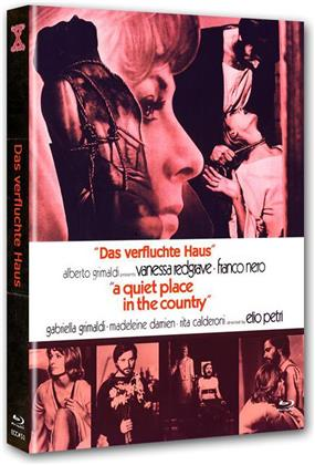Das verfluchte Haus (1968) (Cover A, Limited Edition, Mediabook, Uncut, Blu-ray + DVD)