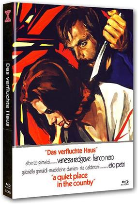 Das verfluchte Haus (1968) (Cover C, Limited Edition, Mediabook, Uncut, Blu-ray + DVD)