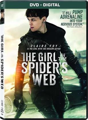 The Girl in the Spider's Web (2018)