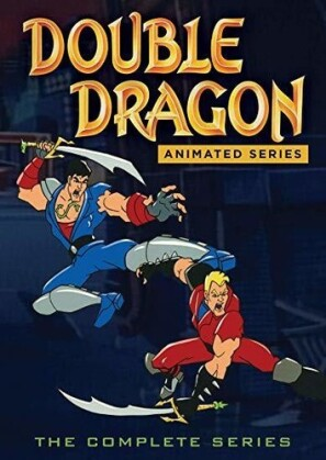 Double Dragon - The Animated Series - The Complete Series