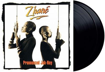 Zhane - Pronounced Jah-Nay (Limited Edition, LP)