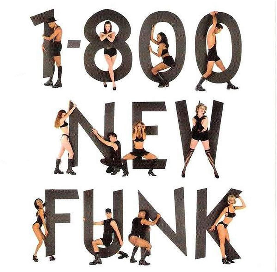1-800 New Funk (Prince) (2019 Reissue, LP)