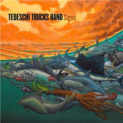 Tedeschi Trucks Band - Signs (2 LPs)
