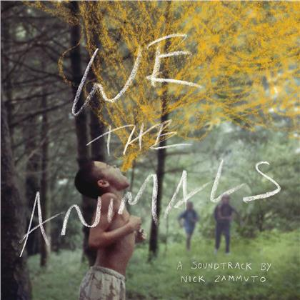 Nick Zammuto - We The Animals - OST (2 LPs)