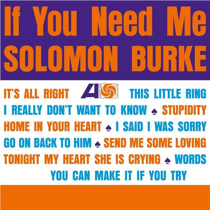 Solomon Burke - If You Need Me (Music On Vinyl, LP)
