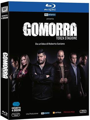 Gomorra - Stagione 3 (Box, 4 Blu-rays)
