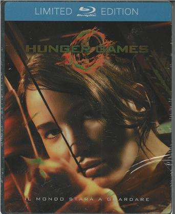 Hunger Games (2012) (Limited Edition, Steelbook)
