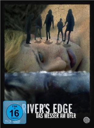 River's Edge - Das Messer am Ufer (1986) (Limited Edition, Mediabook, 2 Blu-rays)