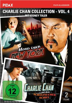Charlie Chan Collection - Vol. 4 (Pidax Film-Klassiker, s/w)