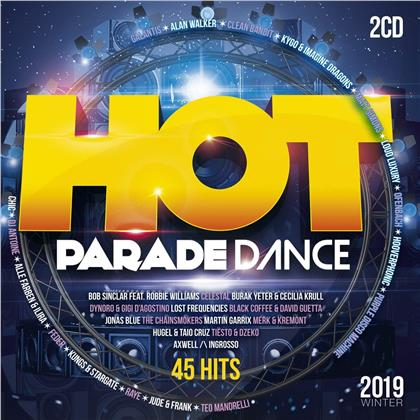 Hot Parade Dance Winter 2019 (2 CDs)