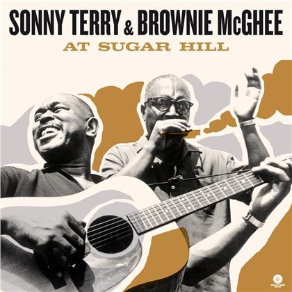 Sonny Terry & Brownie Mc Ghee - At Sugar Hill (American Jazz Classics, + Bonustrack, LP)
