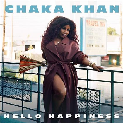 Chaka Khan - Hello Happiness (LP)