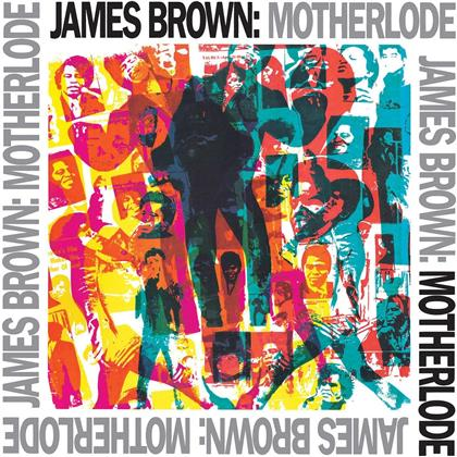 James Brown - Motherlode - Best Of (2019 Reissue, 2 LPs)