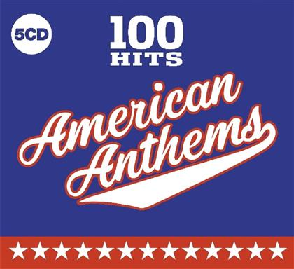 100 Hits - American Anthems (5 CDs)