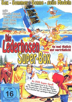 Die Lederhosen Super Box (4 DVDs)