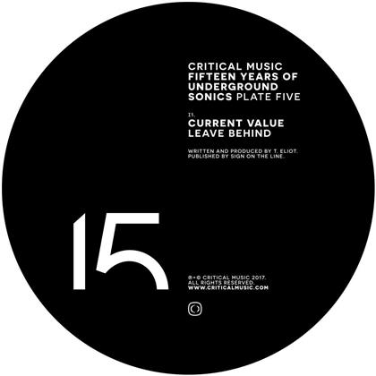 Current Value, Signal & Shyun - Leave Behind / Periphery / Unfold (LP)