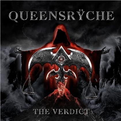 Queensryche - Verdict (Red Vinyl, LP)
