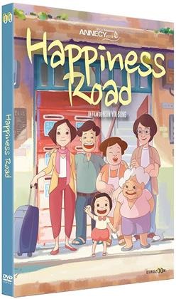 Happiness Road (2017) (Digibook)