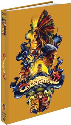 Creepshow 2 (1987) (Limited Edition, Mediabook, Blu-ray + DVD)