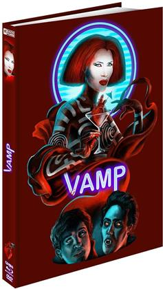 Vamp (1986) (Limited Edition, Mediabook, Blu-ray + DVD)