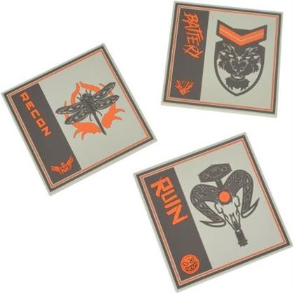Call of Duty Black Ops 4 Silicone Coasters (3 Pack)