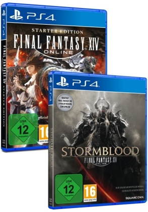 Final Fantasy XIV Double Pack