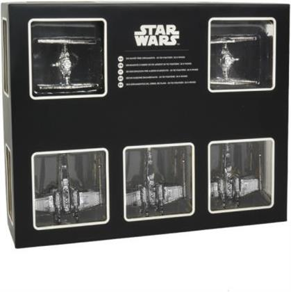 Star Wars - Tree Ornaments Pack Silver