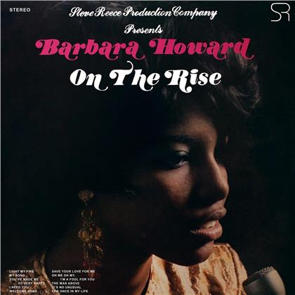Barbara Howard - On The Rise (Colored, LP)