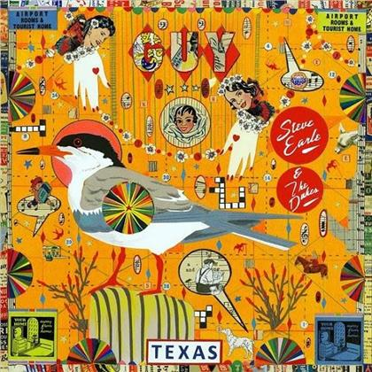 Steve Earle - Guy (Limited Edition, Royal Blue Vinyl, LP)