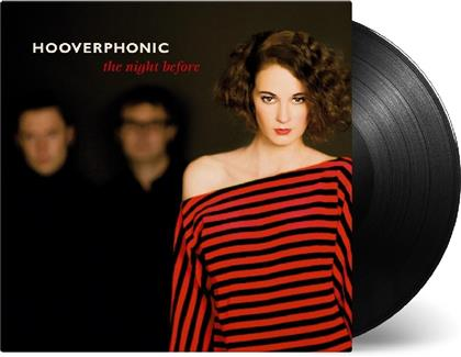 Hooverphonic - The Night Before (Limited Edition, Red Vinyl, LP)