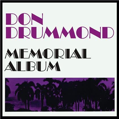 Don Drummond - Memorial Album (Music On Vinyl, Colored, LP)