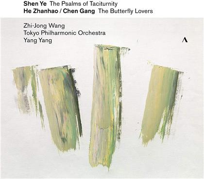 Zhi-Jong Wang & Tokyo Philharmonic Orchestra - The Butterfly Lovers (Hybrid SACD)
