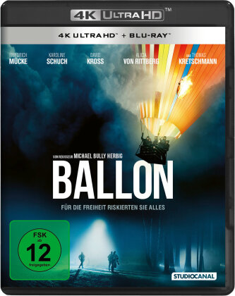 Ballon (2018) (4K Ultra HD + Blu-ray)
