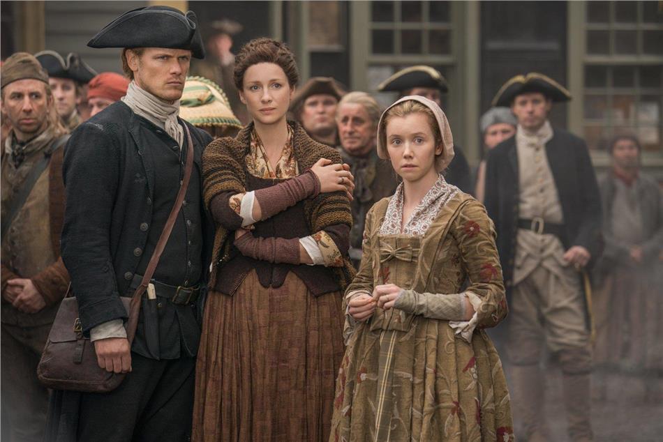 Outlander Staffel 2 Anschauen