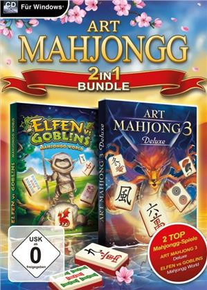 Art Mahjongg 2in1 Bundle