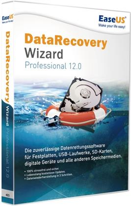EaseUS DataRecovery Wizard Professional 12.0