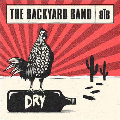 The Backyard Band - DRY (LP)