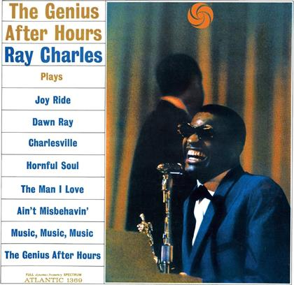 Ray Charles - The Genius After Hours (2019 Reissue, Mono Edition, LP)