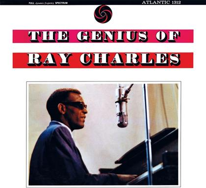 Ray Charles - The Genius Of Ray Charles (2019 Reissue, Mono Edition, LP)