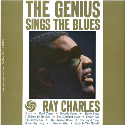 Ray Charles - The Genius Sings The Blues (2019 Reissue, Mono Edition, LP)